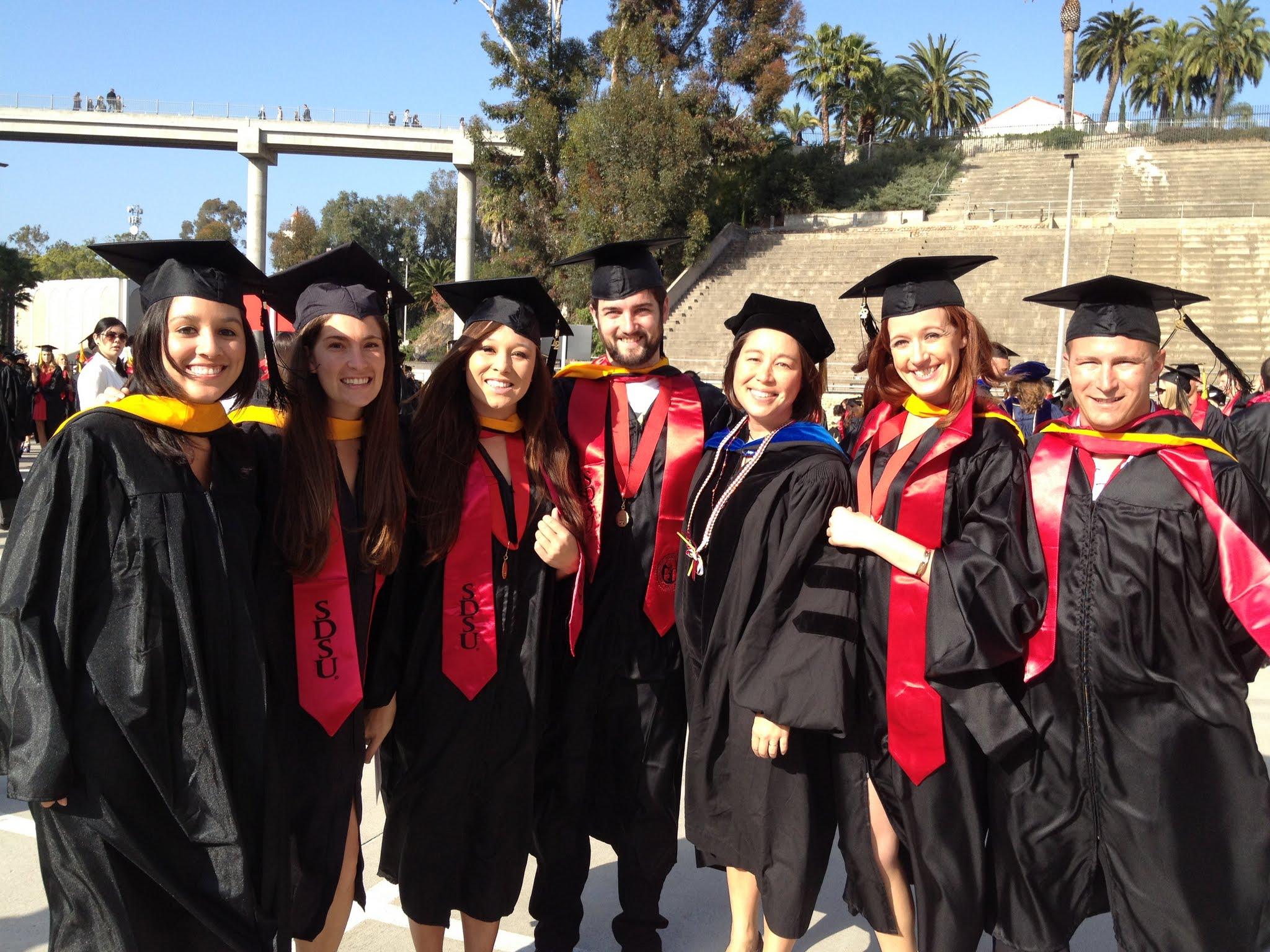 Dr Lisa Kath at Graduation