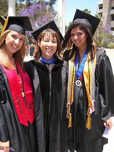 Dr Lisa Kath and Students