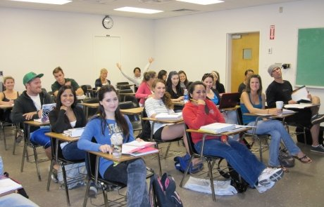 Dr Kath's Classroom Students
