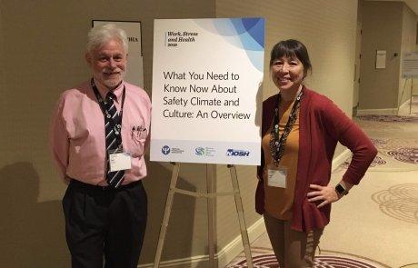 Dr Lisa Kath at Conference